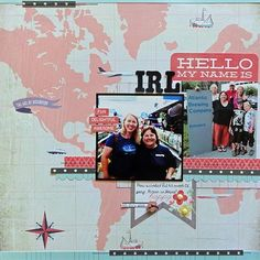 IRL - Club CK - The Online Community and Scrapbook Club from Creating Keepsakes