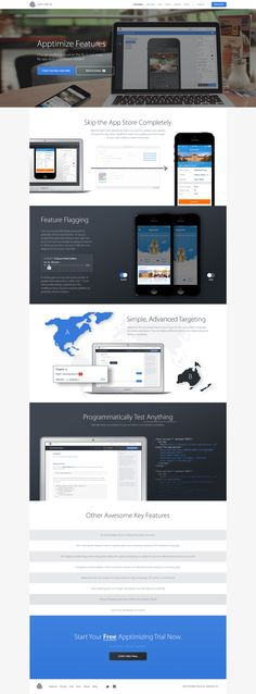 Apptimize Features by Dann Petty