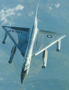 B-58 Hustler... My favorite model plane when I was small.