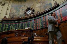 Hace 5 horas y 50 minutosBolsa de Comercio de Santiago cierra con leve baja - elEconomistaAmérica (Chile)