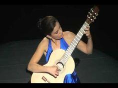 Ana Vidovic: Valses Venezolanos 2 y 3 - Antonio Lauro - YouTube