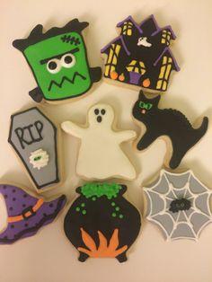 My cookies for Halloween