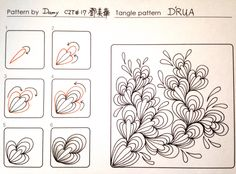 Damy's pattern