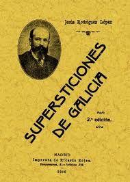 Supersticiones de Galicia de 1910