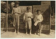 30 Shocking Photos Of Child Labor Between 1908 And 1916
