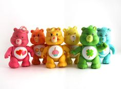 Care Bears poseable figurines