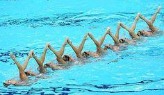 Women - Synchronized Swimming
