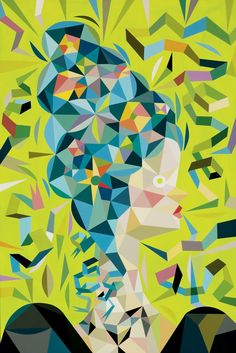 Le Meow Le Mew: Tim Biskup//Fragmented Females...