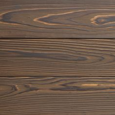 JUNI :: brown shou sugi ban charred cypress from reSAWN TIMBER co.'s CHARRED collection - recently added design - for interior wall cladding or exterior siding