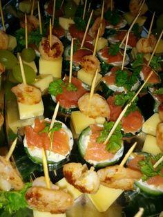 Party food, birthday leo :)