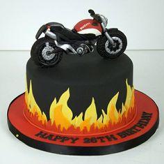 Good fondant flames... idea for hunger games cake