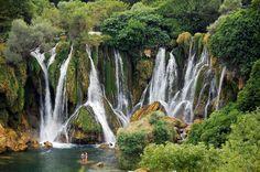 Kravice Falls (Ljubuski, Bosnia and Herzegovina) #JetsetterCurator