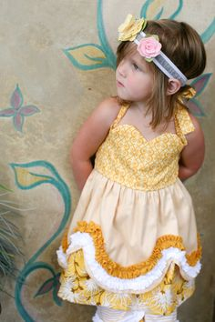 Belle inspired Disney outfit handmade birthday party