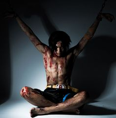 Portgas D. Ace cosplay