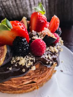 Rice Crepe Protella Cake