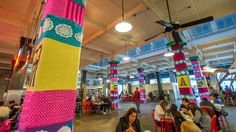 Grand Central Market: Now a Yarn-O-Polis | NBC Southern California