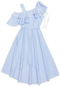 Habitual Kids Girls' Olympia Cold Shoulder Dress - Big Kid Kids - Bloomingdale's - Habitual Kids Girls' Olympia Cold Shoulder Dress – Big Kid Source by acausemann - Frocks For Girls, Dresses Kids Girl, Cute Girl Outfits, Cute Casual Outfits, Pretty Outfits, Stylish Outfits, Dress Outfits, Summer Clothes For Girls, Casual Dresses For Girls