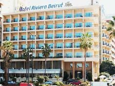 Riviera Hotel, 4 Stars Hotel, El-Manara, Beirut: Facing the Mediterranean Sea, Riviera Hotel lies in the heart of Beirut- Lebanon's most exciting city. The hotel is conveniently located minutes from the international airport, the city center, busi...
