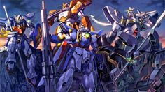 GUNDAM GUY: Awesome Gundam Digital Artworks [Updated 2/1/15]