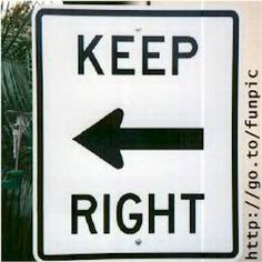 confusing traffic signs - Google Search