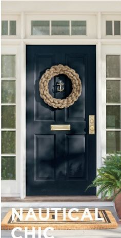 10 Best Practices for Blue Front Door Ideas #Blue #FrontDoor #frontDoorIdeas #BlueFrontDoor #Door #HomeIdeas #HomeDecor #HomeDesign