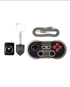 SHOP 8Bitdo NES30 PRO Wireless Bluetooth Game Controller for Android iOS for only £28.99 at techinthebasket.com  Features: - ES 30th anniversary GamePad edition, retro design, same touch, same feeling - Dual-mode support - Classic D-pad and four shoulder-button design - Programmable keys to easily setup combo key and turbo key - Compatible with IOS, Android and Windows devices and Mac