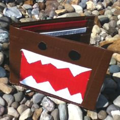 Domo Duck Tape wallet by Stick Bandits