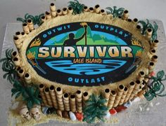 "Starting to think of ideas........Silas wants a ""Survivor"" birthday party this year. Can't wait for the food challenge. I'm going to make them down brussel sprouts, among other things."