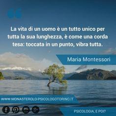 Maria Montessori Aforisma