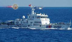 Quatro navios chineses entram, novamente, em águas territoriais do Japão. 4 navios de patrulha chineses entraram em águas territoriais japonesas ao largo...