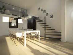 11 prachtige voorbeelden van een vide in je woonkamer - Makeover.nl