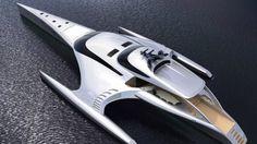 L'Adastra conçu par John Shuttleworth