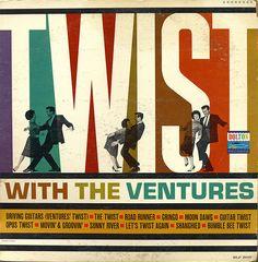 Ventures - Twist With The Ventures