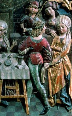 15 century, Sculpture, Austria, Salzburg-Morzg Cathedral