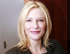 Cate Blanchett - lovely.