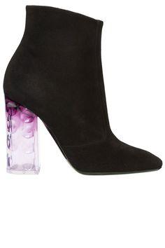 Nicholas Kirkwood boots, $1,195, shopBAZAAR.com.   - HarpersBAZAAR.com