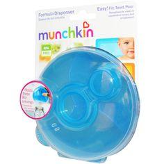 Munchkin, Formula Dispenser, Holds Three 9 oz Servings - iHerb.com