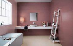 Το απαλό ροζ χρώμα στο πλακάκι κάνει το μπάνιο ιδιαίτερο, ιδανικό για το ξεκίνημα μίας δύσκολης μέρας. Μάθετε περισσότερα στο www.kypriotis.gr - #kypriotis #kipriotis #plakakia #anakainisi #athens #ellada #greece #hellas #banio #dapedo #diagonismos