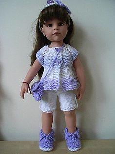 AMERICAN GIRL/GOTZ/DESIGNAFRIEND HAND KNITTED DOLLS CLOTHES | eBay