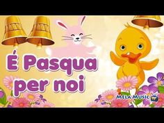 Canti, Learning Italian, Foto E Video, Tweety, Origami, Pikachu, Youtube, Education, Audio