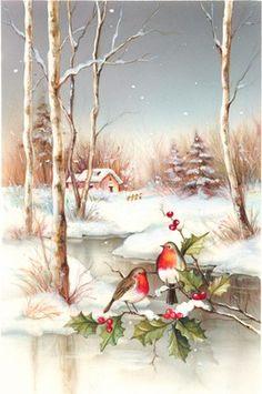 50 Best Christmas Door Decorations for 2019 🎄 - The Trending House Christmas Bird, Christmas Scenes, Vintage Christmas Cards, Christmas Greeting Cards, Christmas Greetings, Christmas Clipart, Diy Christmas Light Decorations, Diy Christmas Ornaments, Christmas Lights