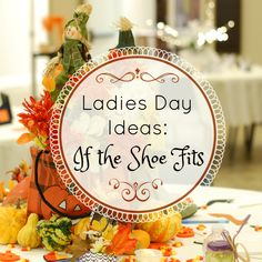 Womens Ministry Events, Ladies Ministry Ideas, Ladies Retreat Ideas, Womens Day Theme, Christian Women's Ministry, Games For Ladies, Conference Themes, Showers Of Blessing, Relief Society Activities