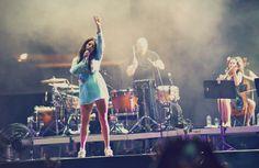Lana in Athens #Rockwave_Festival #LDR