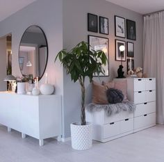 61 minimalist bedrooms ideas with cheap furniture 29 61 minimalist bedroom ideas with cheap furniture 28 Cheap Furniture, Bedroom Furniture, Bedroom Decor, Bedroom Plants, Bedroom Dressers, Ikea Bedroom, Furniture Ideas, Master Bedroom, Deco Furniture