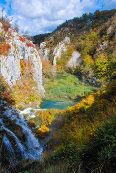 ✯ Plitvice Rock