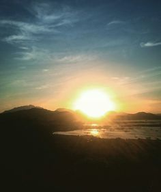 Celestial, Sunset, Outdoor, Sardinia, Vacation, Outdoors, Sunsets, Outdoor Games, Outdoor Living