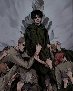 Levi Ackerman - Attack on Titan Fanarts Anime, Manga Anime, Anime Art, Attack On Titan Fanart, Attack On Titan Anime, Levi Ackerman, Ereri, Levihan, Anime Lindo
