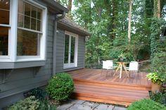 "Beautiful Decks | This Deck in Bethesda, MD Shows That ""Zen"" is ""In"""