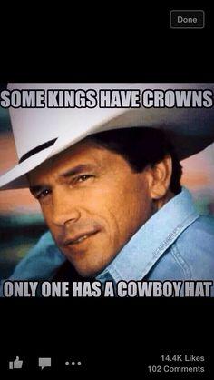 King George!