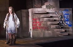 Cymbeline review at the Royal Shakespeare Theatre, Stratford-upon-Avon – 'over-loaded'